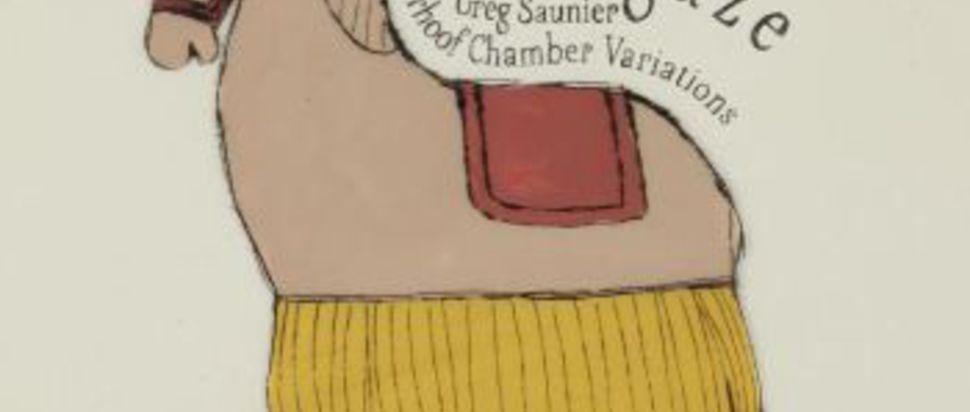 Stargaze & Greg Saunier – Deerhoof Chamber Variations