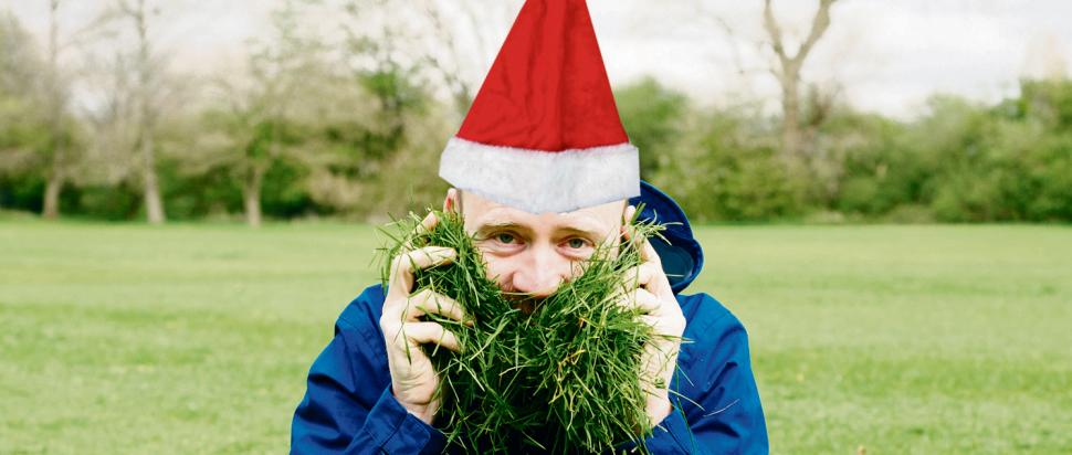 Mr Scruff - Santa edition