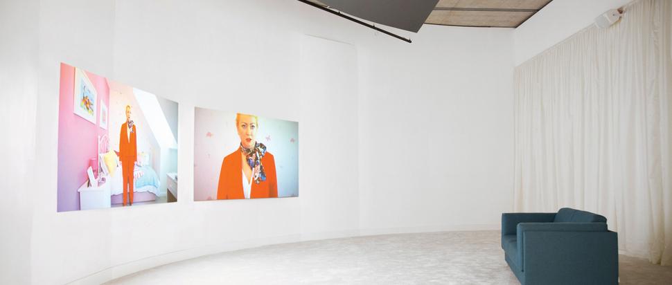 Yoshua Okón - Fridge-Freezer (2015)