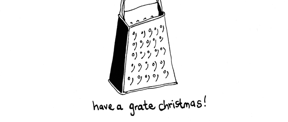 Christmas Card 2015 - Alice Chandler