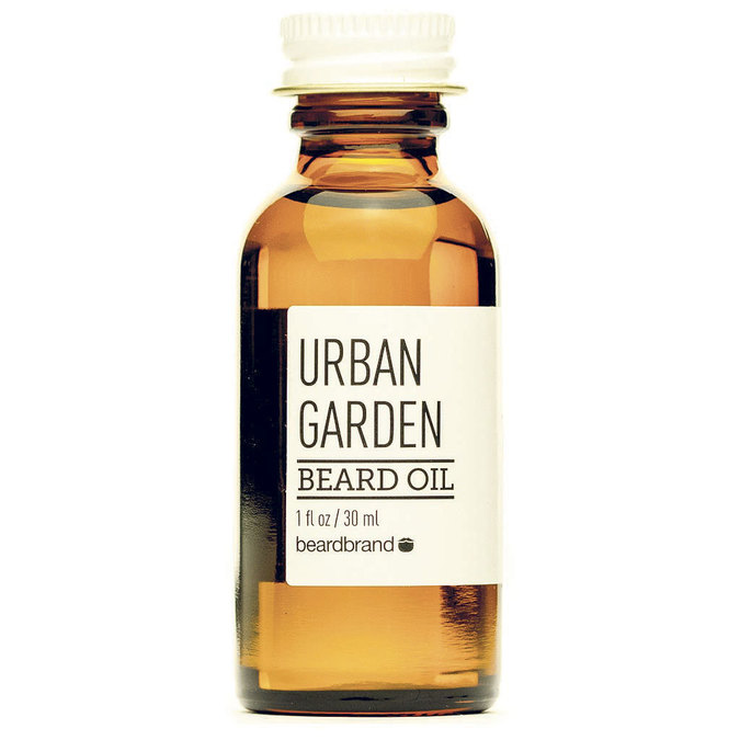 Rebel Rebel Beard Brand Urban Garden Oil