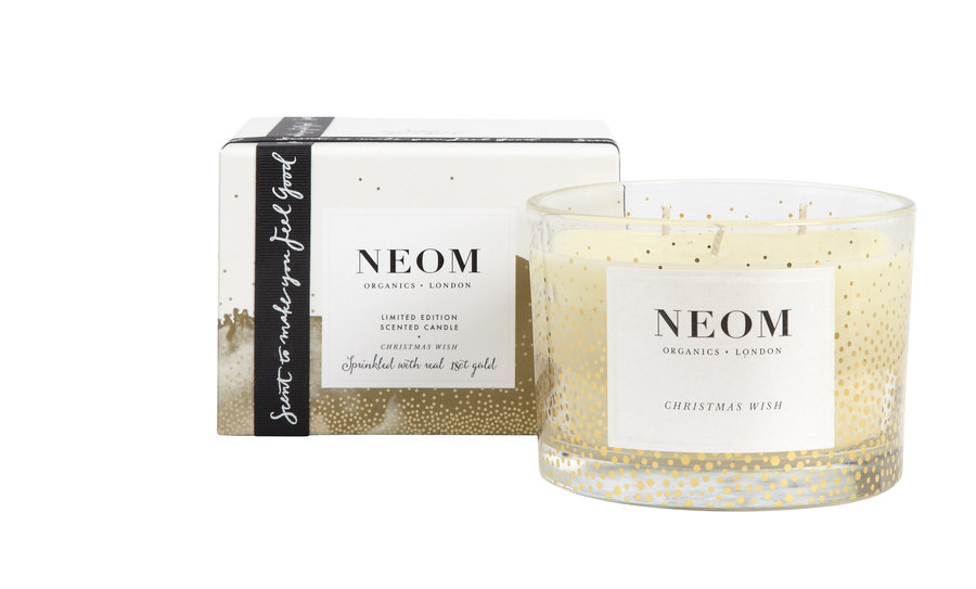Christmas Wish Candle 49.95 Neom WEB