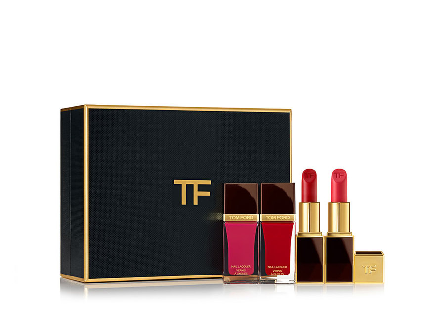 Tom Ford Lip and Nail Set