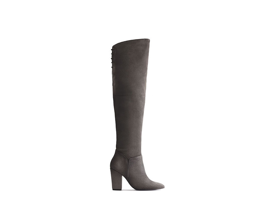 Acantha Boots Suede Ted and Muffy