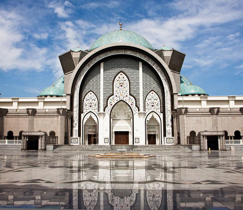 Mosque, Kuala Lumpur