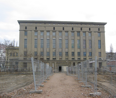Berghain nightclub, Berlin