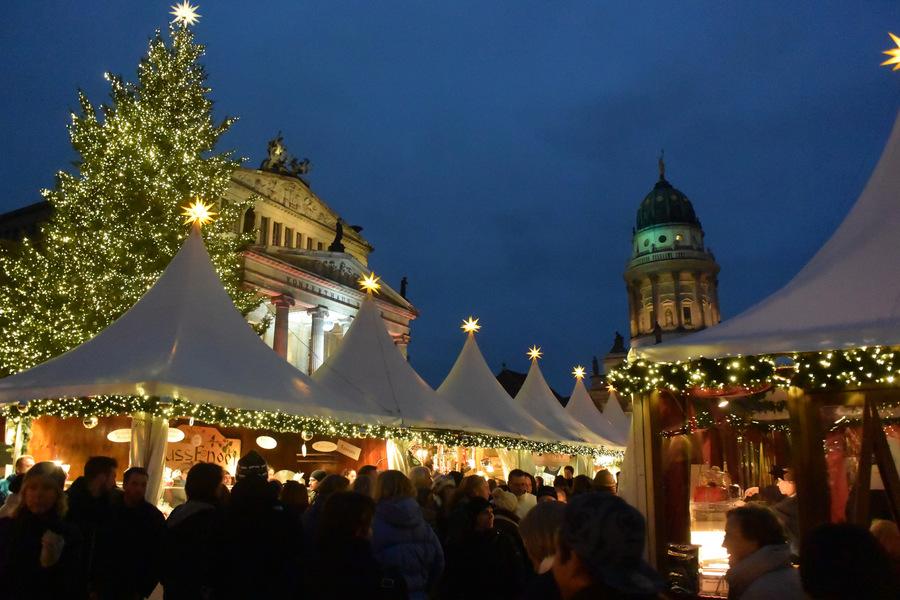 WeihnachtsZauber Gendarmenmarkt, Berlin