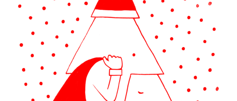 Christmas Card 2015 - Emily Welham