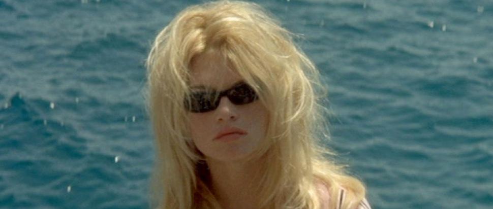 Brigitte Bardot in Le Mepris
