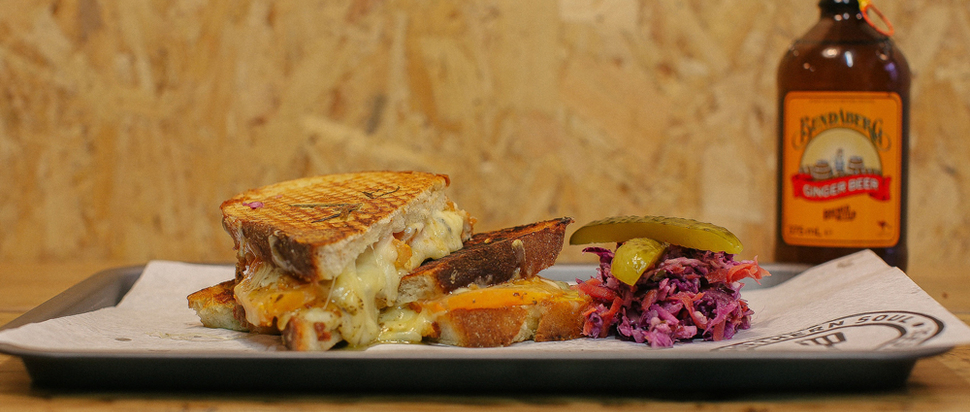 Northern Soul Grilled Cheese