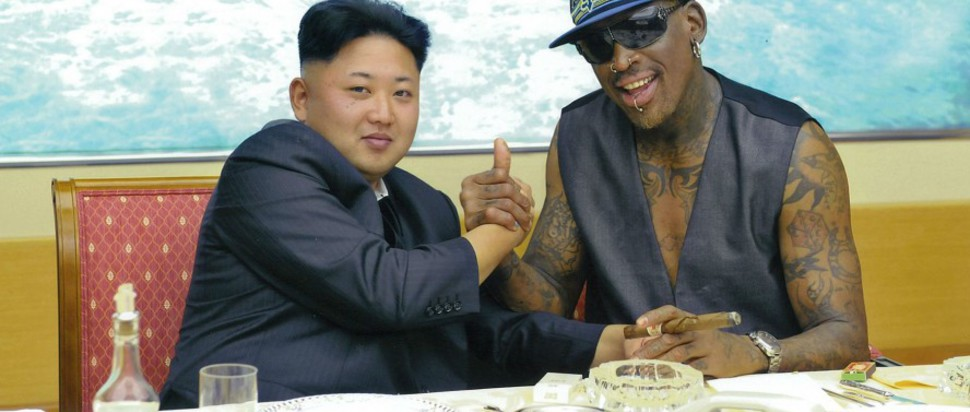 Denis Rodman's Big Bang in Pyongyang