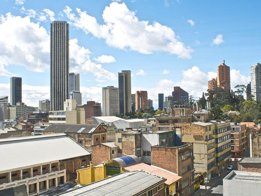 Skyline, Bogota