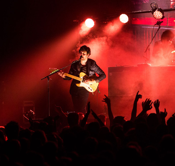 The Maccabees at Barrowlands, Glasgow