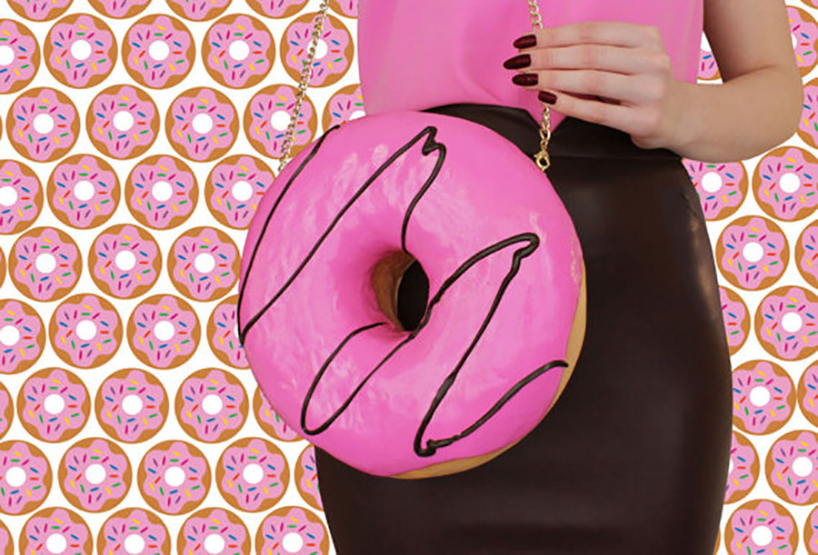 Rommy De Bommy Donut Bag