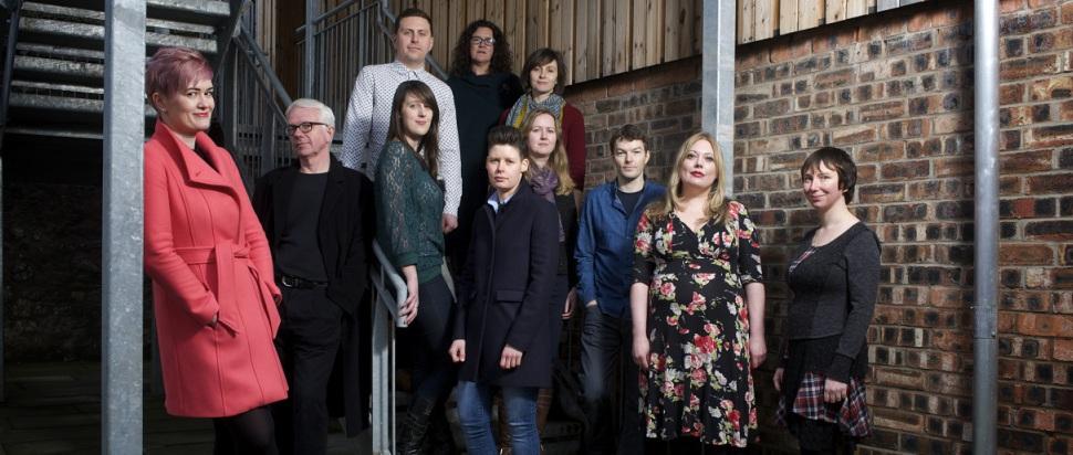 Scottish Book Trust New Writers Award winners