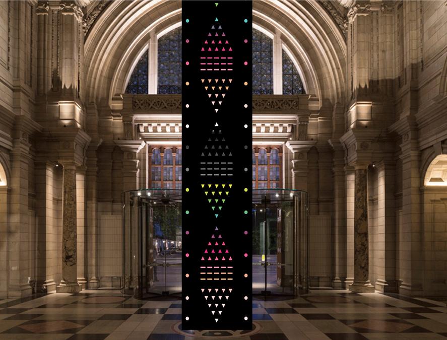 London Design Festival 2015 - Kim Thomé's Zotem at the V&A