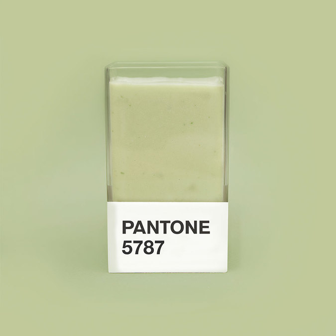 Pantone Smoothie Green
