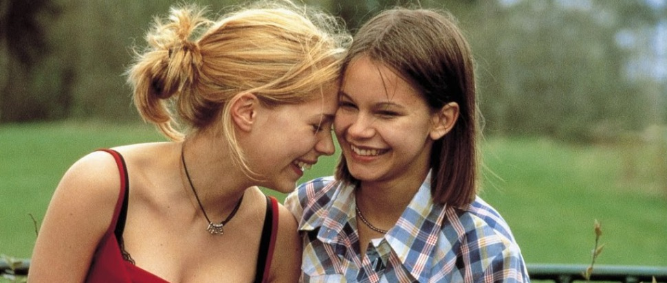 Shy teen lesbians