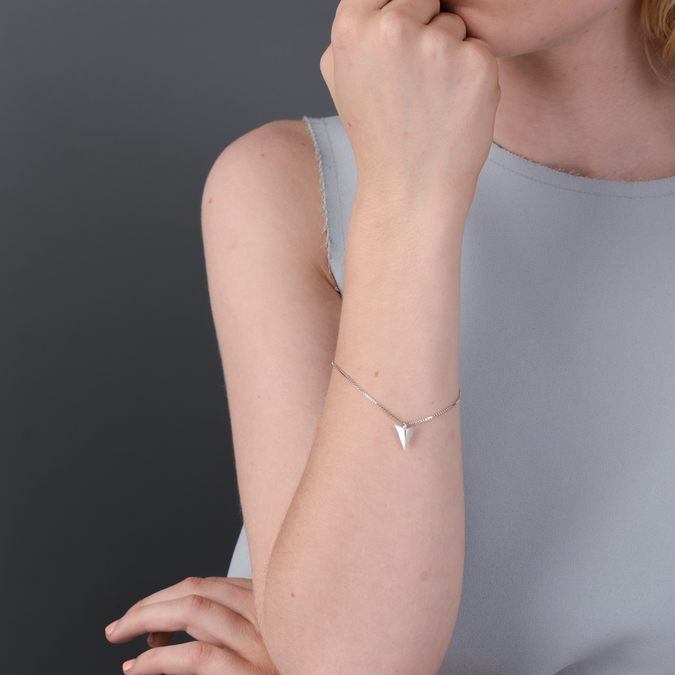 Selina Campbell small thorn bracelet