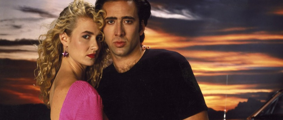 Laura Dern and Nic Cage in Wild at Heart