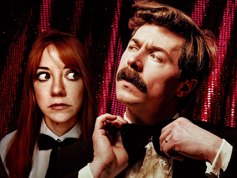 Diane Morgan and Mike Wozniak
