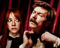 Diane Morgan and Mike Wozniak of Mr Gameshow podcast