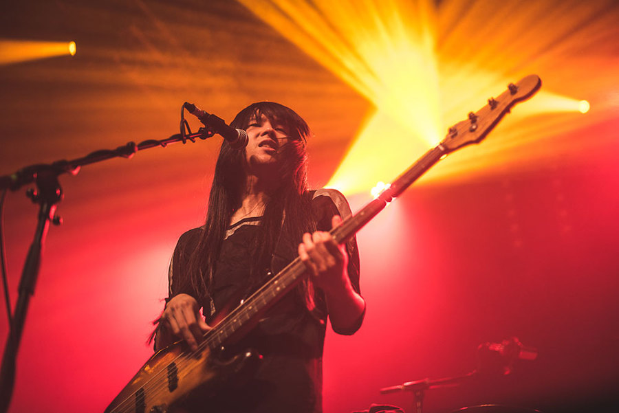 Bo Ningen at The Art School, Glasgow