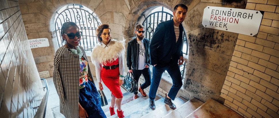 Edinburgh Fashion Week 2016