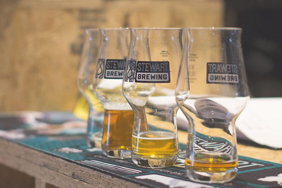 Stewart Brewery