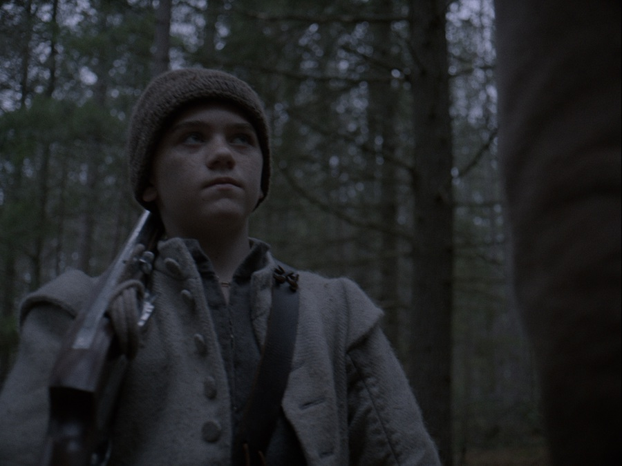 Harvey Scrimshaw in The Witch