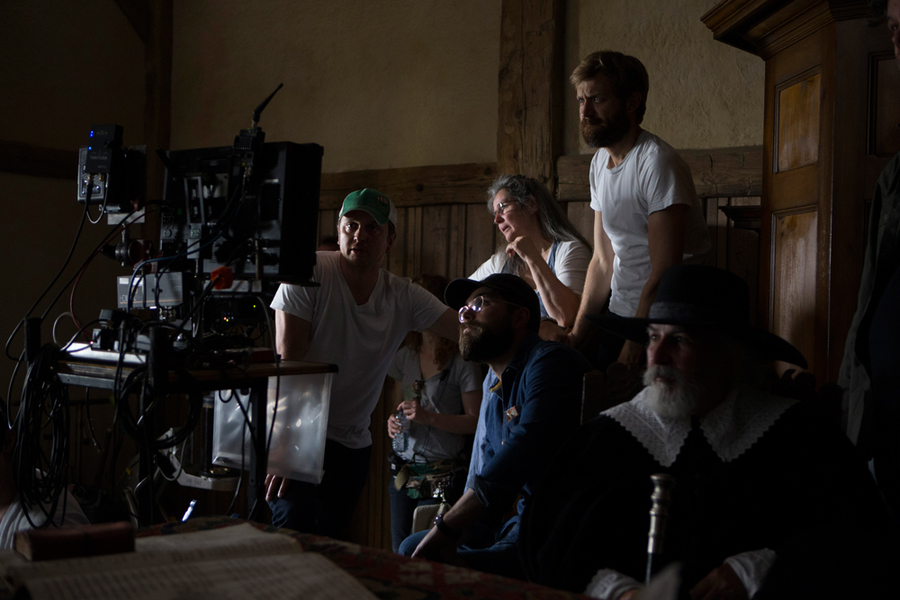 The Witch production still 1