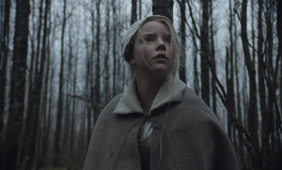 Anya Taylor Joy as Thomasin in The Witch