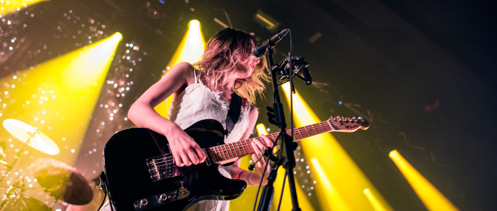 Wolf Alice @ Manchester Academy, 10 Mar