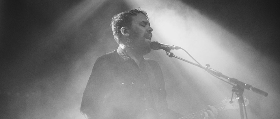 Frightened Rabbit Live at The Art School, Glasgow