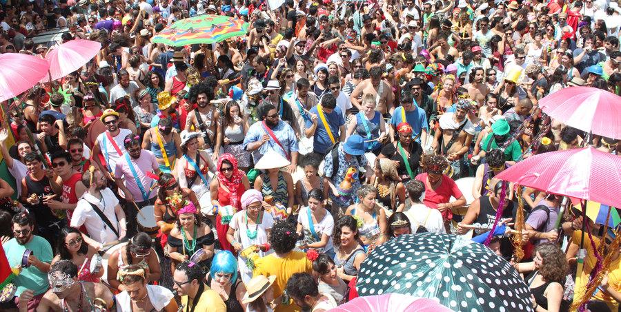 Sao Paulo Carnival