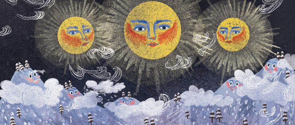 Jenni Fagan - Sunlight Pilgrims