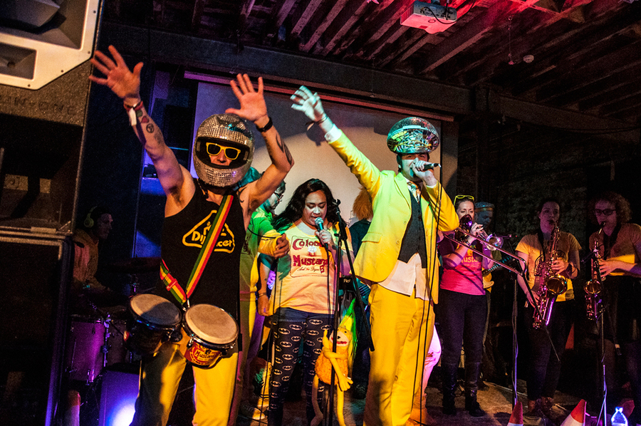 Colonel Mustard and the Dijon at Threshold Festival 2016