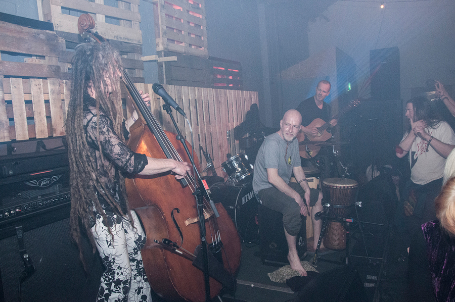 Kalika at Threshold Festival 2016