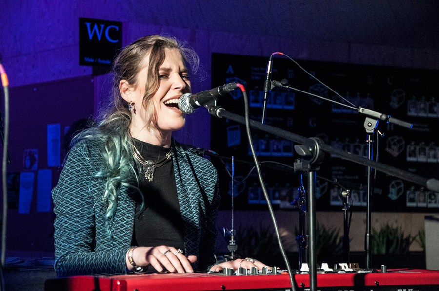 Luna at Threshold Festival 2016
