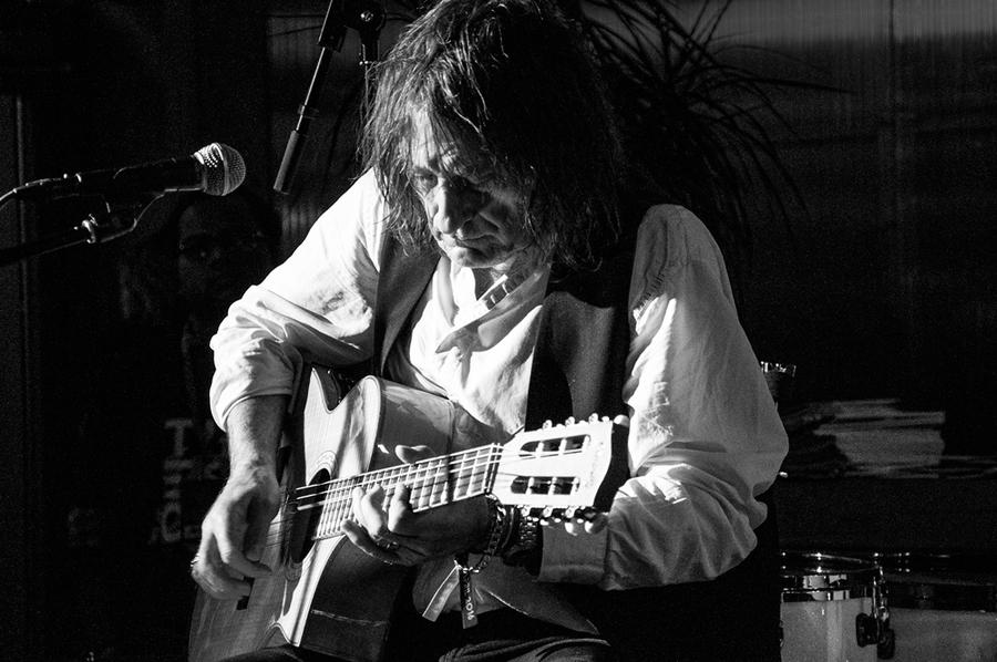 Mark Chatterton at Threshold Festival 2016