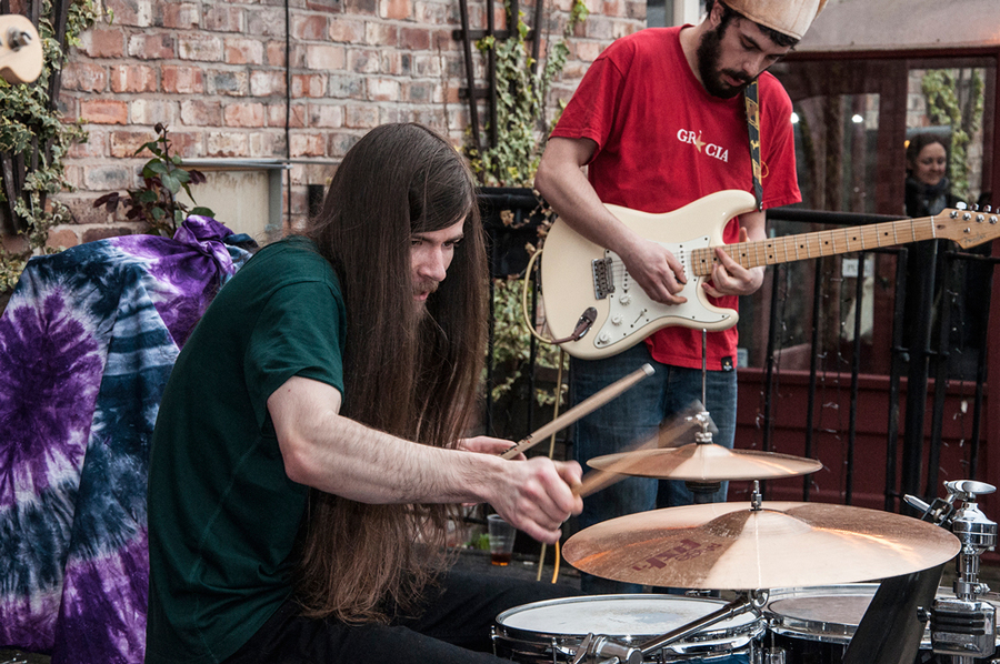 Our Neck Of The Woods at Threshold Festival 2016
