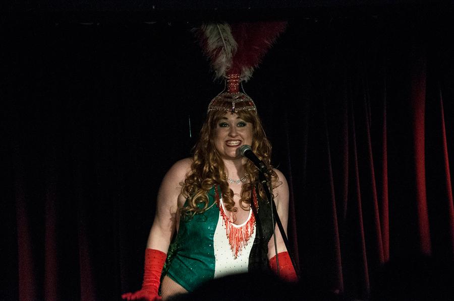 The Secret Circus at Threshold Festival 2016
