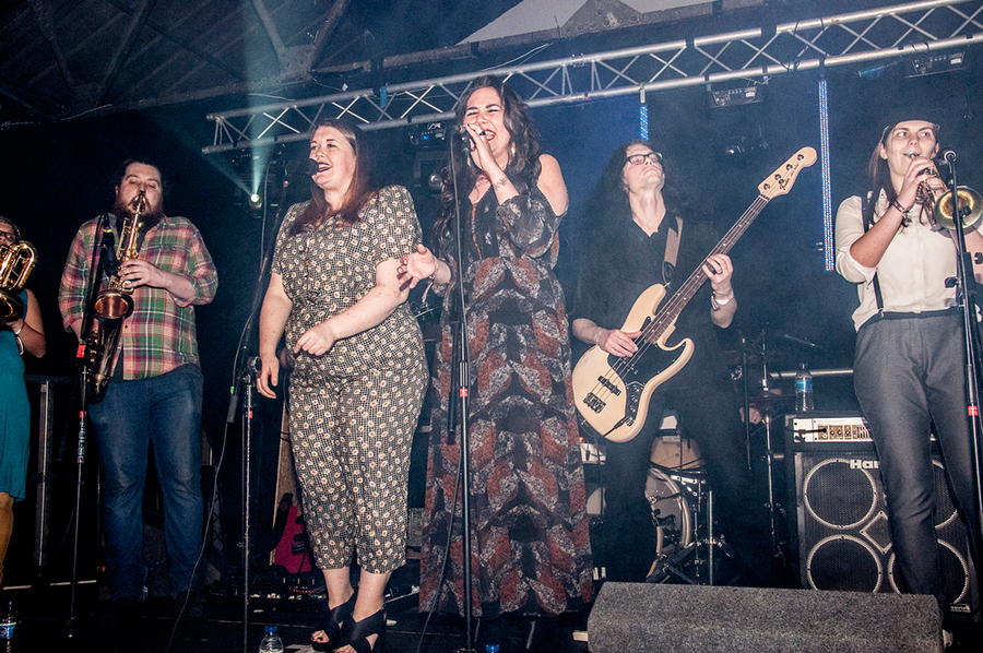The Soul Rays at Threshold Festival 2016