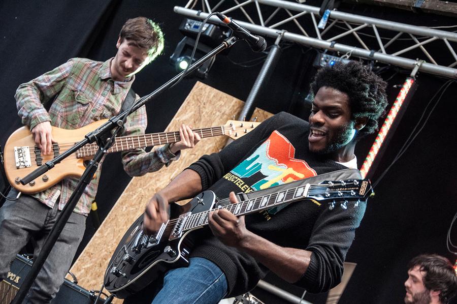 TOSIN at Threshold Festival 2016