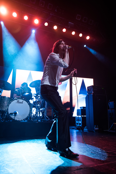 Primal Scream Amp Bo Ningen Live Review Glasgow The Skinny