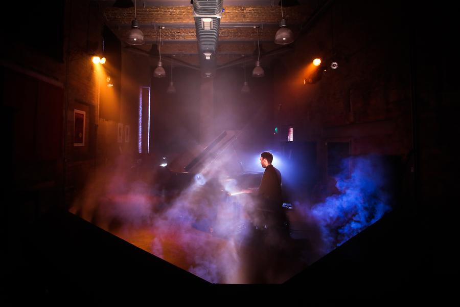 Smoke Signals: Jon Hering at FutureEverything 2016