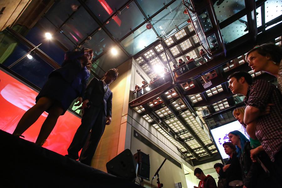 Gazelle Twin: Kingdom Come, FutureEverything 2016