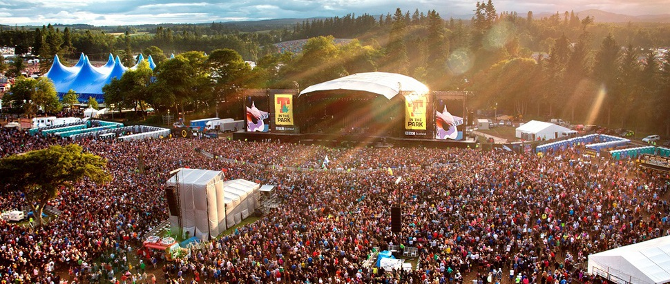 T in the Park 2016 competition