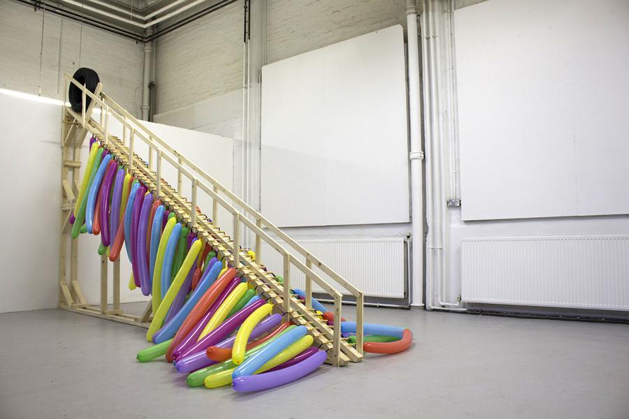 Glasgow school of art interior design degree show for Modern homes exhibition glasgow 2017