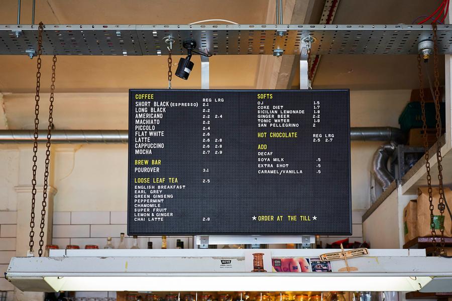 Coffee Shop: North